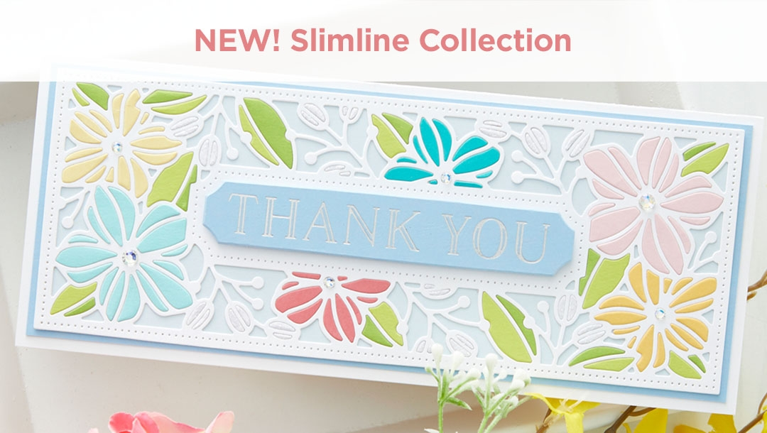 Slimline Collection Inspiration Round-Up