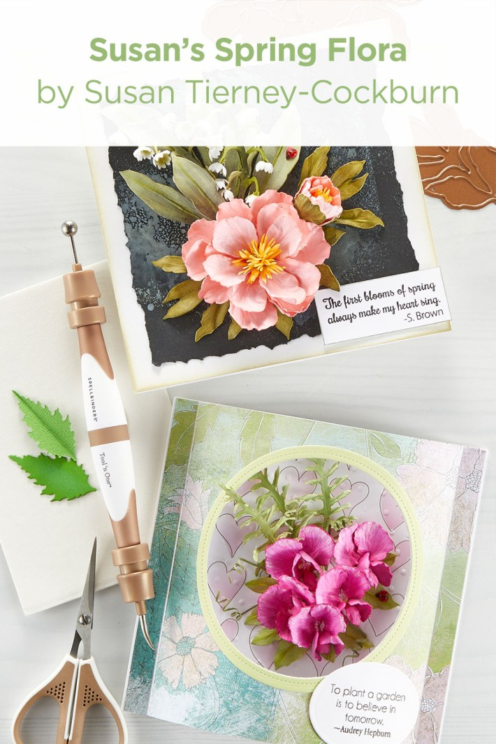 Susan's Spring Flora Collection Inspiration Round-Up