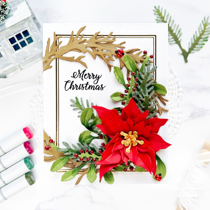 Holiday Flora Inspiration with Caly Person