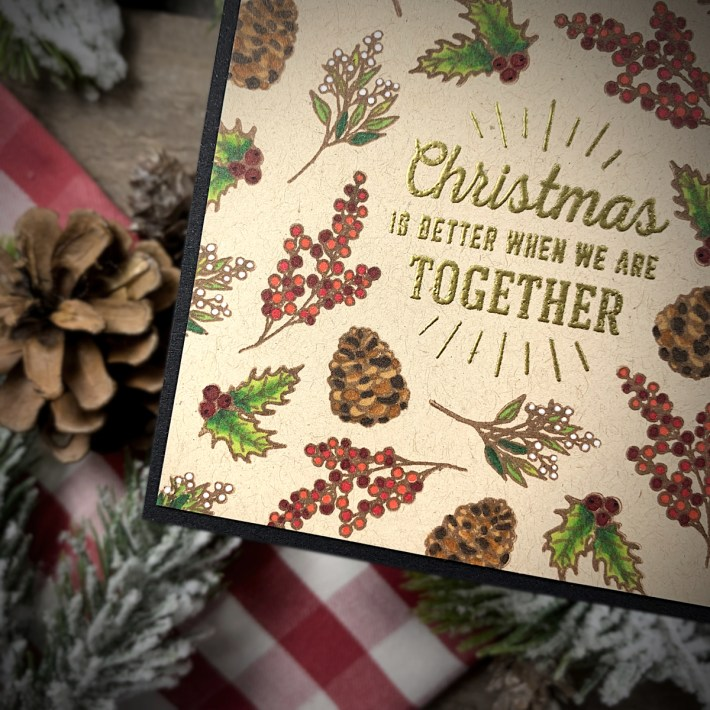 Christmas in July with Jennifer Rustioni & Be Merry Collection