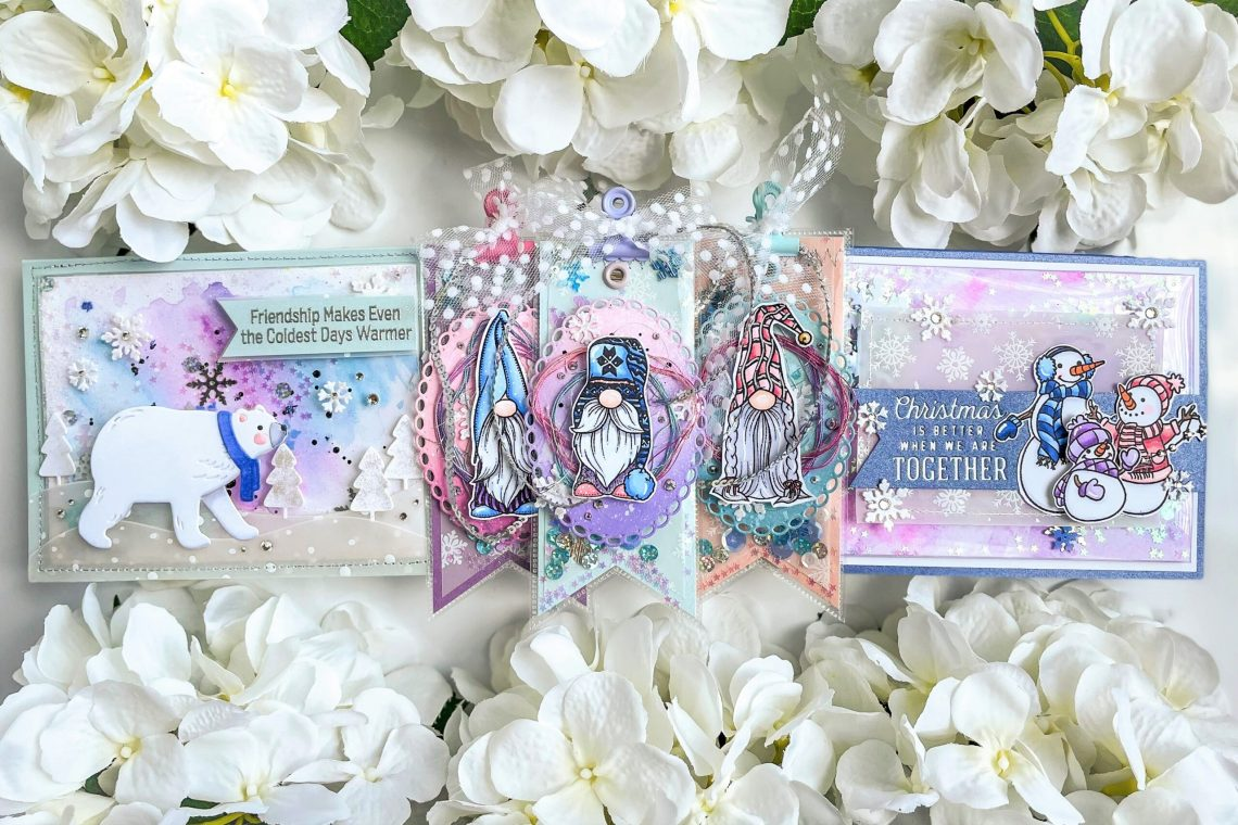 Be Merry Collection Inspiration with Laura Evangeline