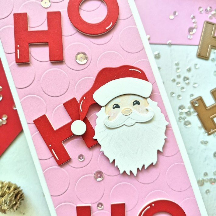 Candy Colored Christmas Cards with Maria Peters