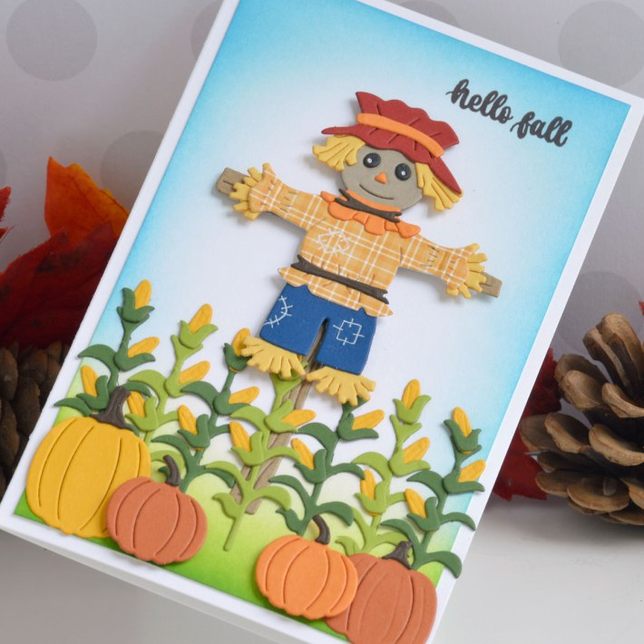 Happy Harvest Collection – Autumn Card Inspiration with Annie Williams