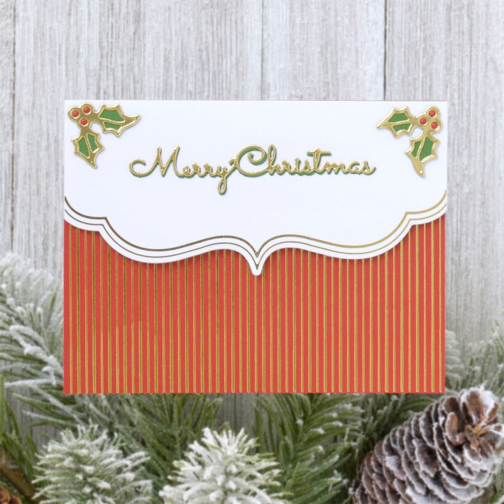Holiday Medley Collection – Christmas Card Inspiration with Annie Williams