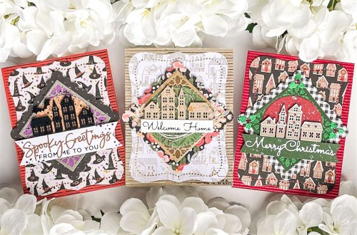 Holiday Medley Inspiration with Laura Evangeline