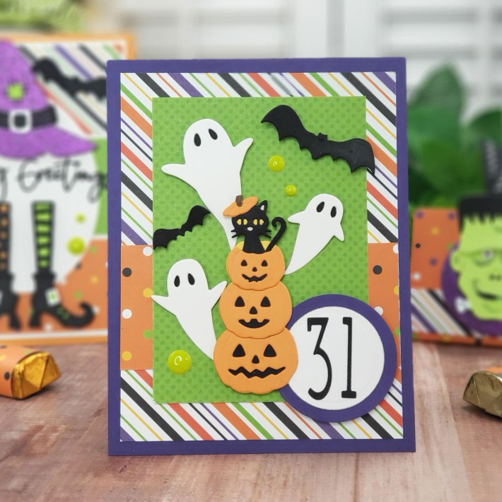 Spellbinders Halloween 2021 Collection Inspiration with Sheri