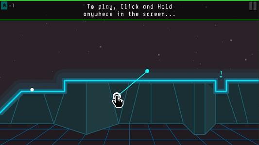 Arcade Golf NEON minigolf gameplay