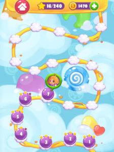 Candy Rain 4 spelen