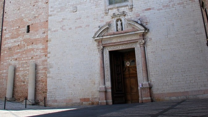 Chiesta Santa Maria Maggiore Spello