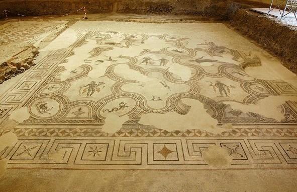 Incontri per le Strade mille visitatori a Villa Romana di Sant'Anna