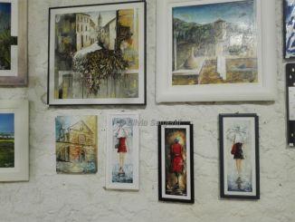 Armando Tordoni in mostra a Cannara