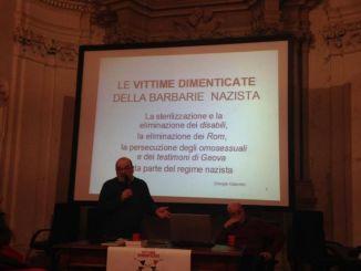 Valore Comune, Giornata della memoria con il professore Giannini