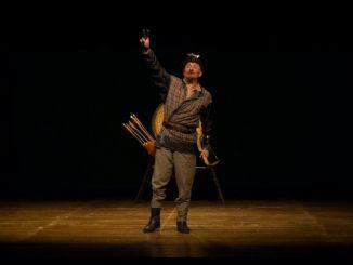 Enrico e Quinto al teatro Subasio di Spello