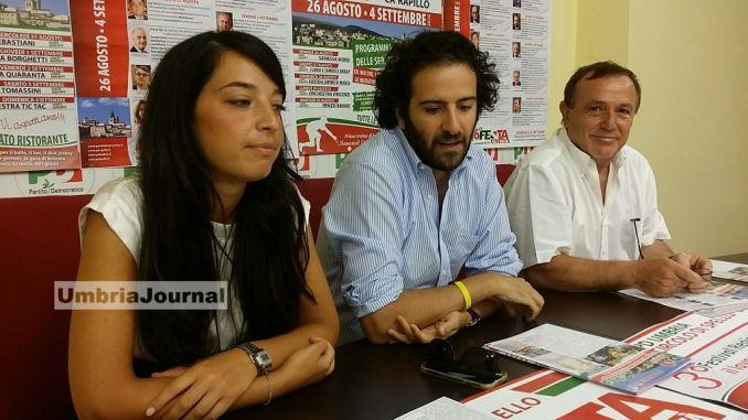 Festival Regionale Lavoro a Spello terza edizione con Festa dell'Unità