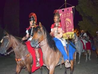 Hispellvm rievocazione di epoca romana in Umbria a Spello