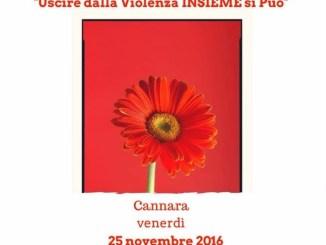 Uscire dalla violenza insieme si può convegno a Cannara
