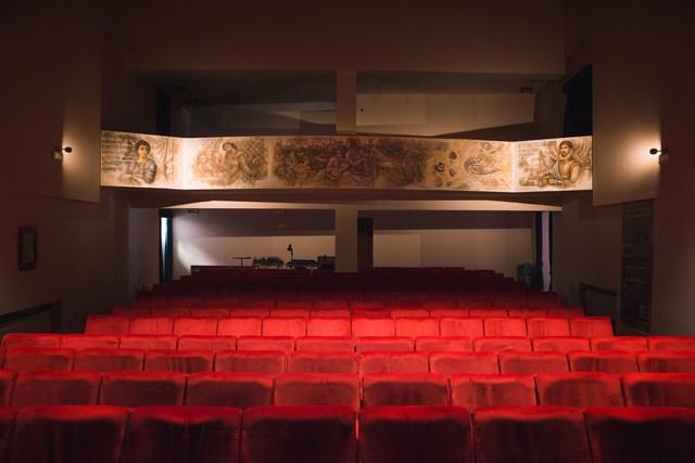 Cannara, finalmente il teatro cittadino torna a nuova vita