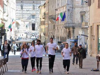 Giochi Nazionali Estivi Special Olympics, Spello si prepara al passaggio della torcia