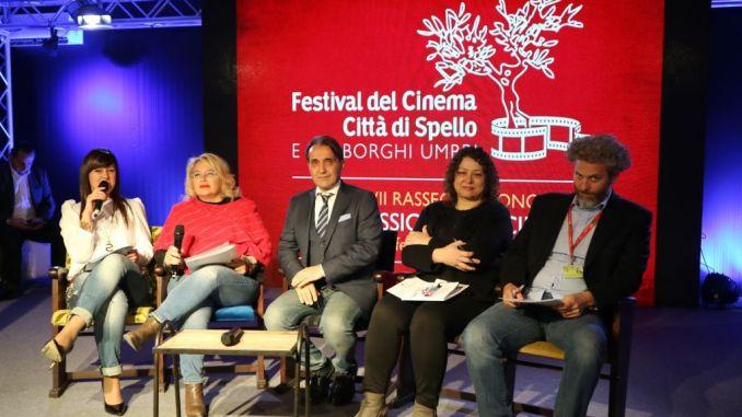 Il Festival del Cinema di Spello alla Festa del Cinema di Roma