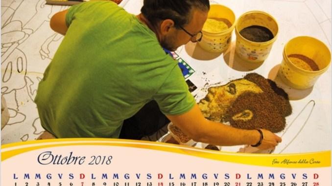 Maestri del petalo 2018, torna il calendario delle infiorate di Spello