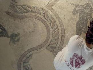 Borsa del turismo archeologico a Paestum l'Umbria e i suoi grandi mosaici
