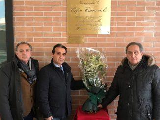 Decimo anniversario morte professor Orfeo Carnevali