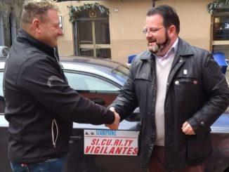 Controllo di vicinato, incontro pubblico venerdì 8 febbraio all'Auditorium San Sebastiano