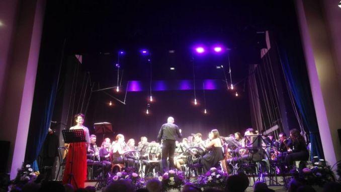 Anniversario canonizzazione Sant'Ubaldo, concerto banda di Cannara