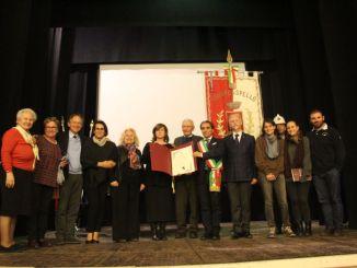 Conferita la cittadinanza onoraria di Spello a Federico Savina