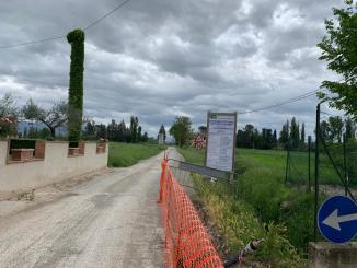 Nuova rete idrica a Limiti di Spello, in fase i di completamento i lavori