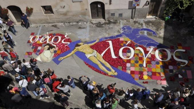 Infiorate di Spello, domenica processione del Corpus Domini e premiazioni