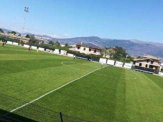 Nuovo manto per stadio Cannara, firmato contratto con Delfino Sport