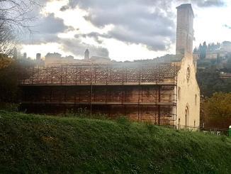 Chiesa San Claudio: manutenzione straordinaria del manto di copertura