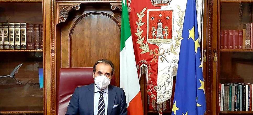 """In corso vaccinazione ospiti e personale RSA """"Villa Fantozzi"""" di Spello"""