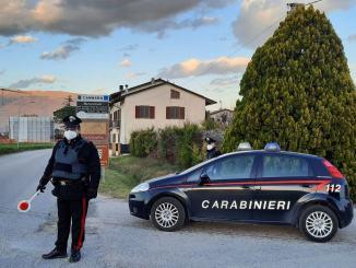 Cannara,positivo all'alcoltest causa un incidente e minaccia i Carabinieri
