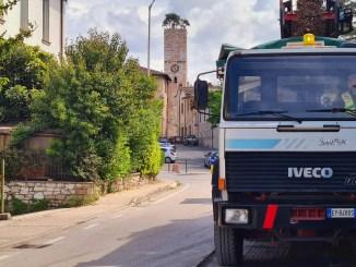 Spello: Al via interventi riqualificazione alcune strade territorio comunale