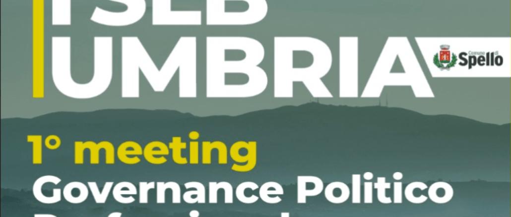 A Spello il primo meeting sulla Governance Politico Professionale