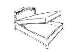 Schlafzimmer Siena Beige Ferro Holzfurnier online kaufen