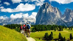 Camminata e trekking urbano