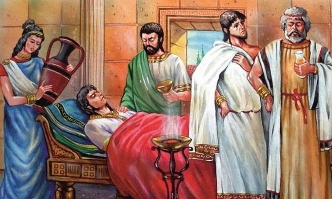 medicina antica grecia