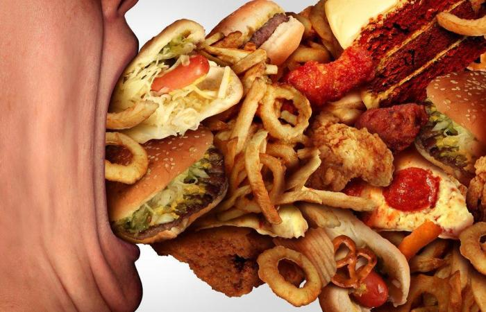 Junk food (II)
