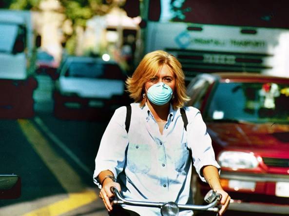 Inquinamento dell'aria e attività sportiva