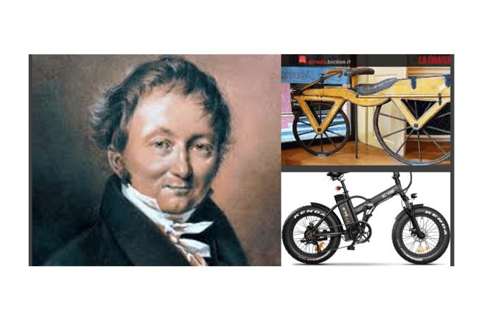 L'evoluzione degli ultimi cinque anni di un veicolo inventato 203 anni fa: la bicicletta