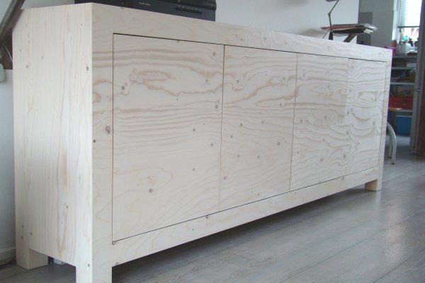 Meubelmakerij Speltuig ontwerp en bouw meubels