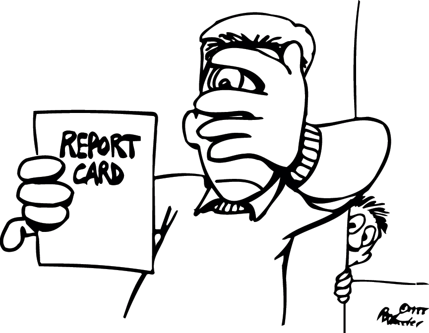 Report Card Wows and Woes