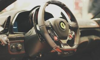 car, luxury, ferrari