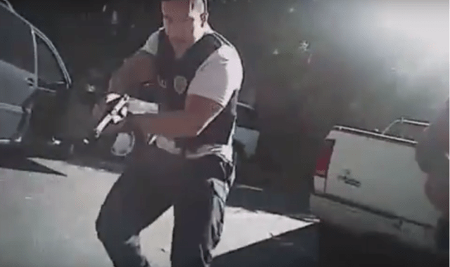 Watch the Keith Scott Bodycam and Dashcam video.
