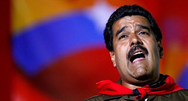 Venezuela Crisis - opposition brands maduro a dictator