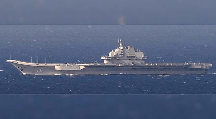 China Threatens Taiwan