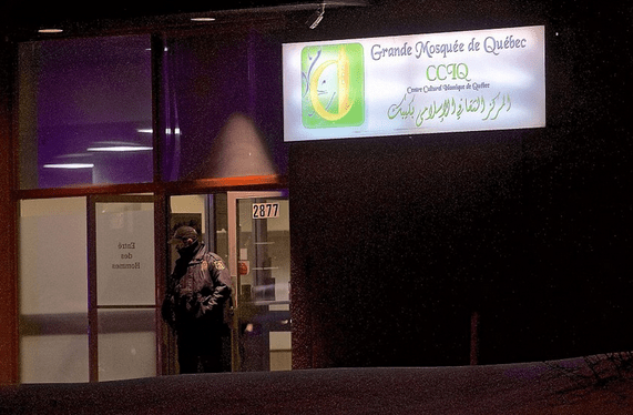'Allahu Akbar' Shouted By Quebec City Islamic Cultural Centre Shooter - Report